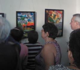 Abierta al público en Camagüey exposición Ópera Prima (+Fotos)