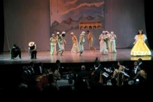 Ballet Folclórico de Camagüey concluyó temporada anual
