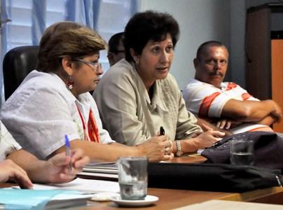 Ministra cubana de Educación visita centro camagüeyano formador de maestros