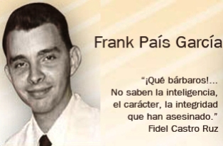 Frank, the legacy of a Cuban of the XXth Century