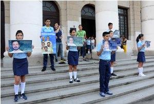 Comenzó en Camagüey Jornada por liberación de antiterroristas cubanos