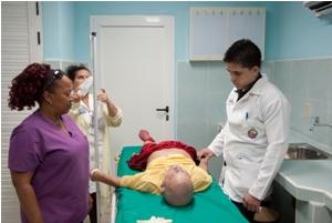 Completamente reparado, reinicia servicios Cuerpo de Guardia del Hospital Provincial de Camagüey