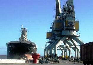 Eficiente gestión de portuarios de Nuevitas