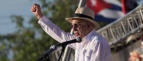 Second Secretary of Cuban Communist Party delivers July 26 speech