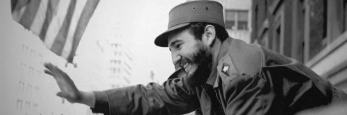 US youngster praises Fidel Castro