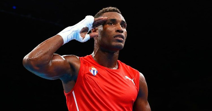 Boxer of Camaguey La Cruz wins Gold Medal