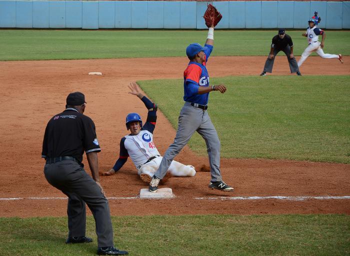 Reanuda hoy su programa Campeonato cubano de Béisbol