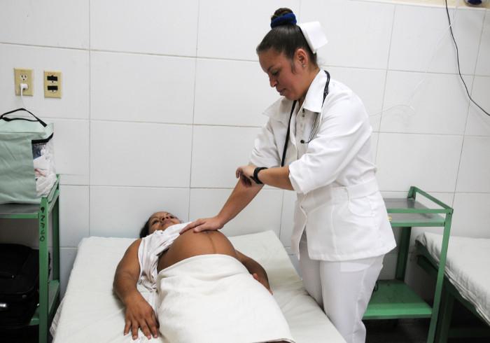 Morales Ojeda, reconoció las mejoras alcanzadas en el Programa de Atención Materno Infantil (Pami) Foto: Archivo/Adelante