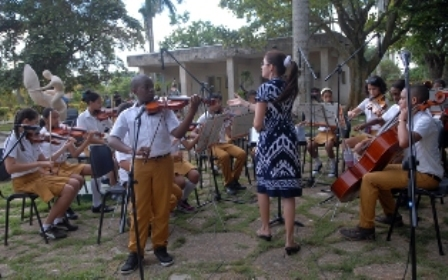 Artistic Teaching in Camagüey prepares registration for new academic year