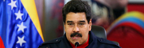 Nicolás Maduro sigue en pie