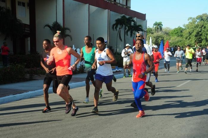 Vuelve el maratón del camagüeyano periódico Adelante