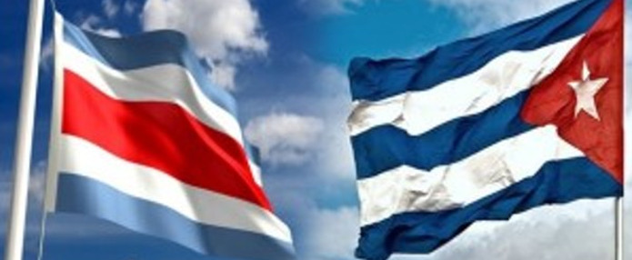 Costa Rican sports official visits Cuba