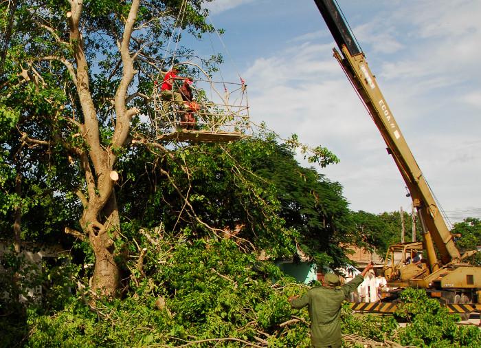 Con acciones prácticas cerró en Camagüey el Ejercicio Popular Meteoro 2017 (+ Fotos)