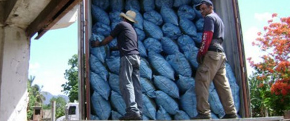 Lack of containers affects coal exports in Camagüey province