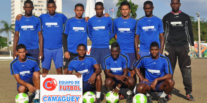 Camagüey will face the Cuban soccer champion