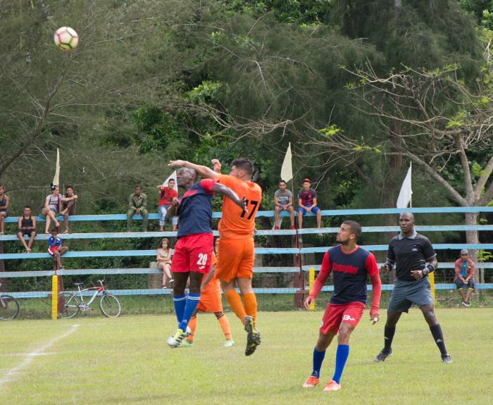 Camagüey, impetuoso en hexagonal final de Liga Cubana de Fútbol