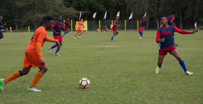 Camagüey mantiene aspiraciones en Liga Cubana de Fútbol