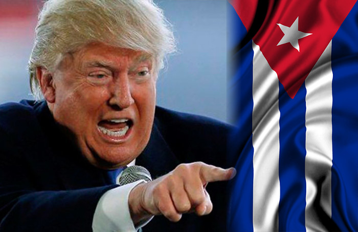 Trump takes US policy towards Cuba one step back