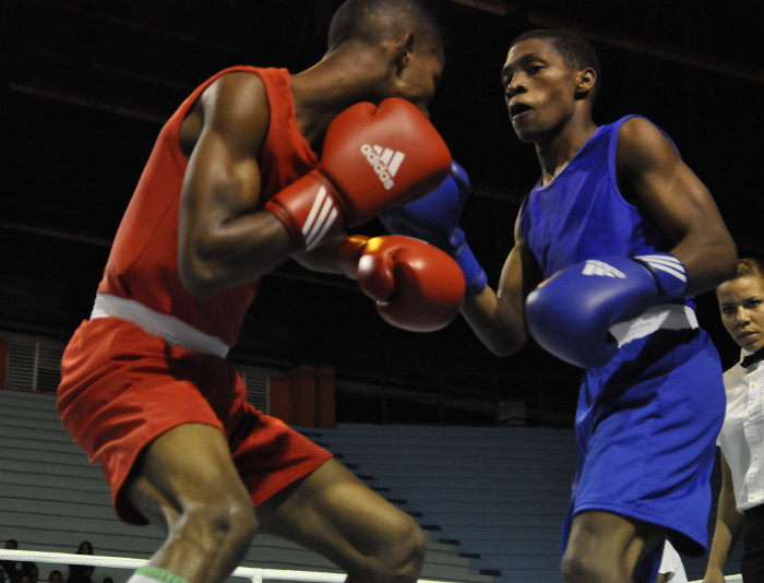 Ganó La Habana IV Serie Nacional de Boxeo, escoltada por Camagüey