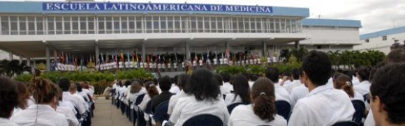 Cuba has graduated 170 doctors from the United States