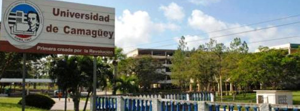 The University of Camaguey is beautified for its half century