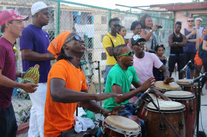 UNESCO Official to Cuba Highlights Importance of Rumba