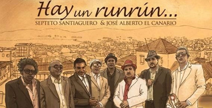 Septeto Santiaguero happy for nomination to 2017Latin Grammys