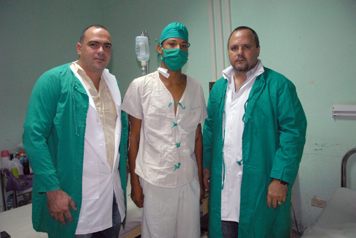 In Camagüey, second kidney transplantation in pediatric age