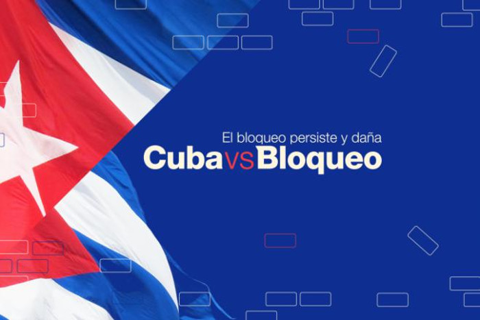 US Blockade Inflicts Million Dollar Losses in Cuban Economy