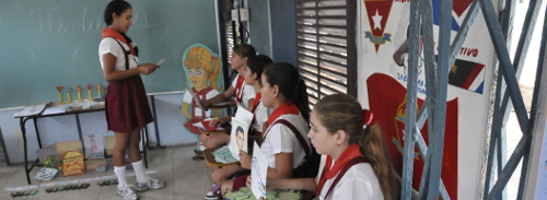 The vocational training of the new generations, a priority task in Camagüey