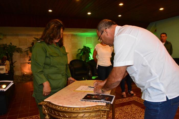Toma posesión Vicepresidente para la Administración Provincial en Camagüey