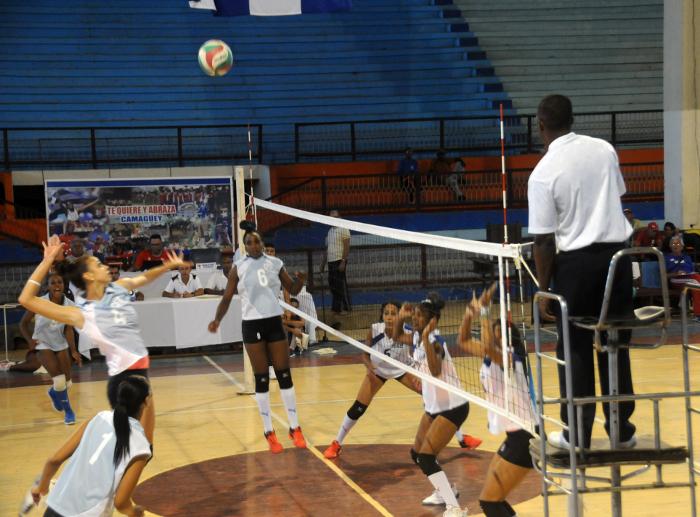 Acoge Camagüey el Campeonato Nacional de Voleibol (f)