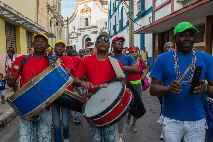 Rumbata debuts in the capital city of Camagüey