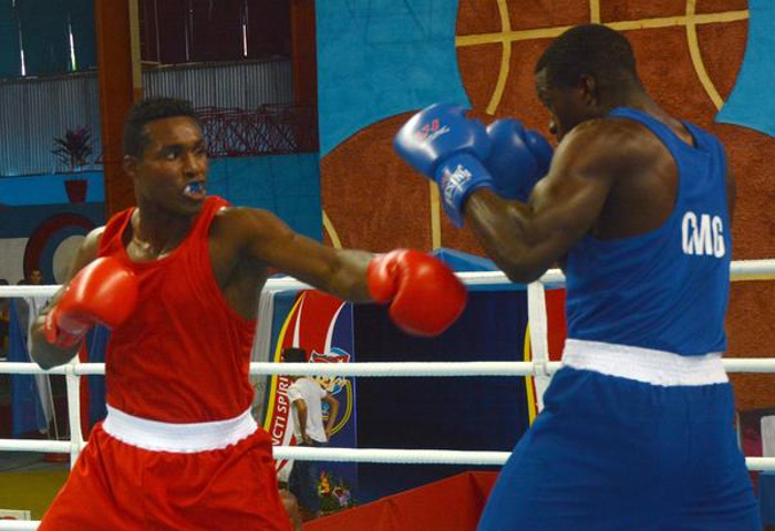 Camagüey´s boxers by the crown of the National Tournament Playa Girón
