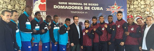 Domadores and Caciques Ready to Rumble in WSB