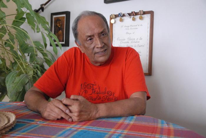 Falleció el destacado teatrista camagüeyano Mario Guerrero Zabala