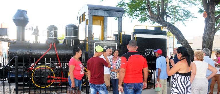 Concluida en Camagüey primera fase del Museo Temático del Ferrocarril
