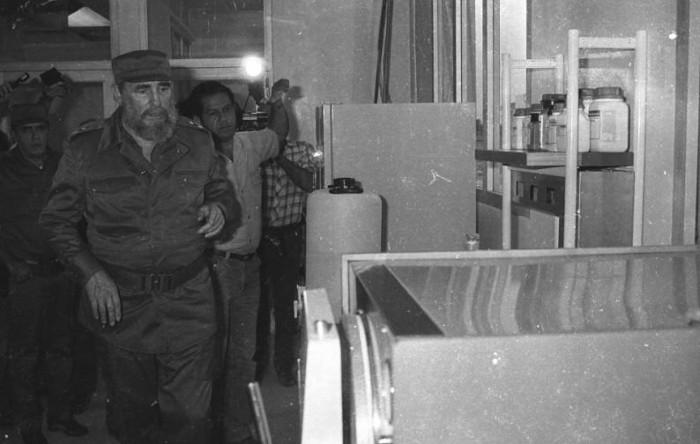 La biotecnología cubana y el sueño visionario de Fidel