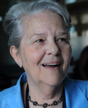 Dra. arquitecta Lourdes Gómez Consuegra.