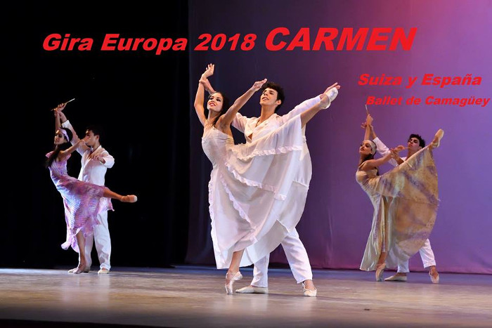 Ballet of Camaguey debuts in Switzerland