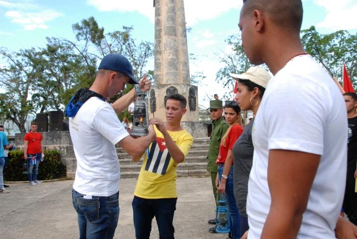 La luz de las ideas martianas ilumina a jóvenes camagüeyanos