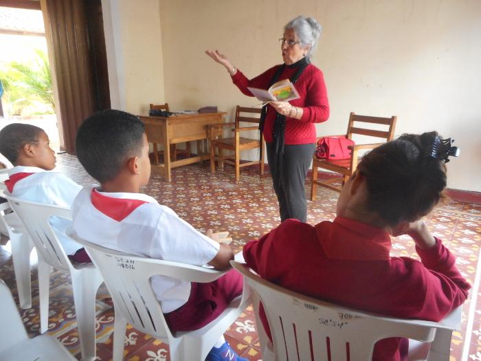 Casa de la Memoria en Camagüey rinde tributo a José Martí