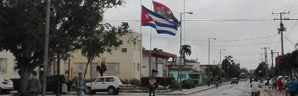 In Florida, Camagüey, broad program investor in Greeting to the 26 of July