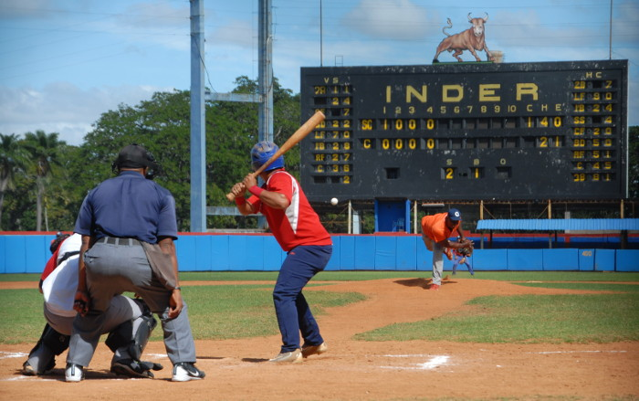 Camagüey and Minas are positioned in the provincial baseball tournament