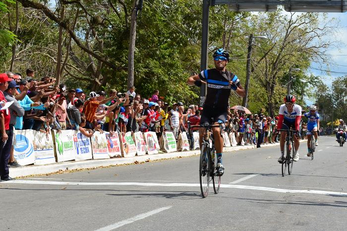Buergo lideró etapa Bayamo-Camagüey en Clásico Nacional de Ciclismo