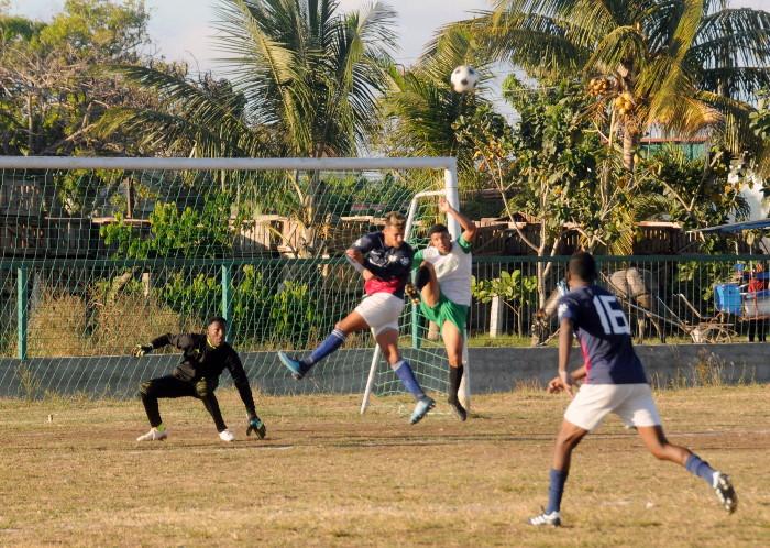 Camagüey asciende en tabla de posiciones del torneo cubano de Fútbol