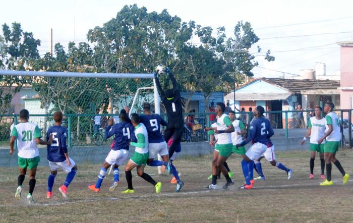 Camagüey cae ante Cienfuegos en Liga Cubana de Fútbol