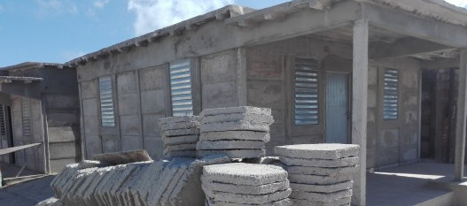 Advances housing construction program in Camagüey Nuevitas