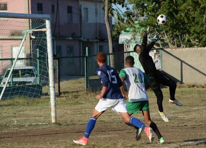 Camagüey vs. Cienfuegos por clasificación en Campeonato cubano de Fútbol