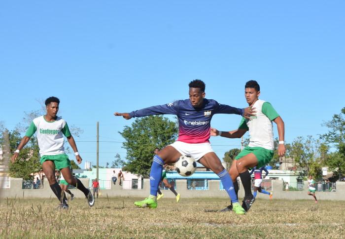 Camagüey alcanza segunda victoria en Liga Cubana de Fútbol